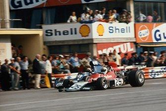 Howden Ganley, Williams IR03-Ford, Jackie Stewart, Tyrrell 006-Ford