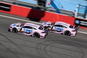 Christian Vietoris, HWA AG, Mercedes-AMG C63 DTM, Lucas Auer, Mücke Motorsport, Mercedes-AMG C63 DTM