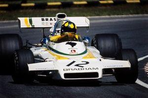 Wilson Fittipaldi, Brabham BT37 Ford