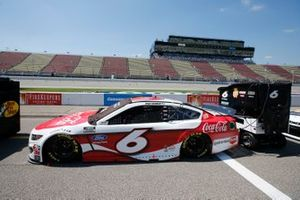 Ryan Newman, Roush Fenway Racing, Ford Mustang Coca-Cola