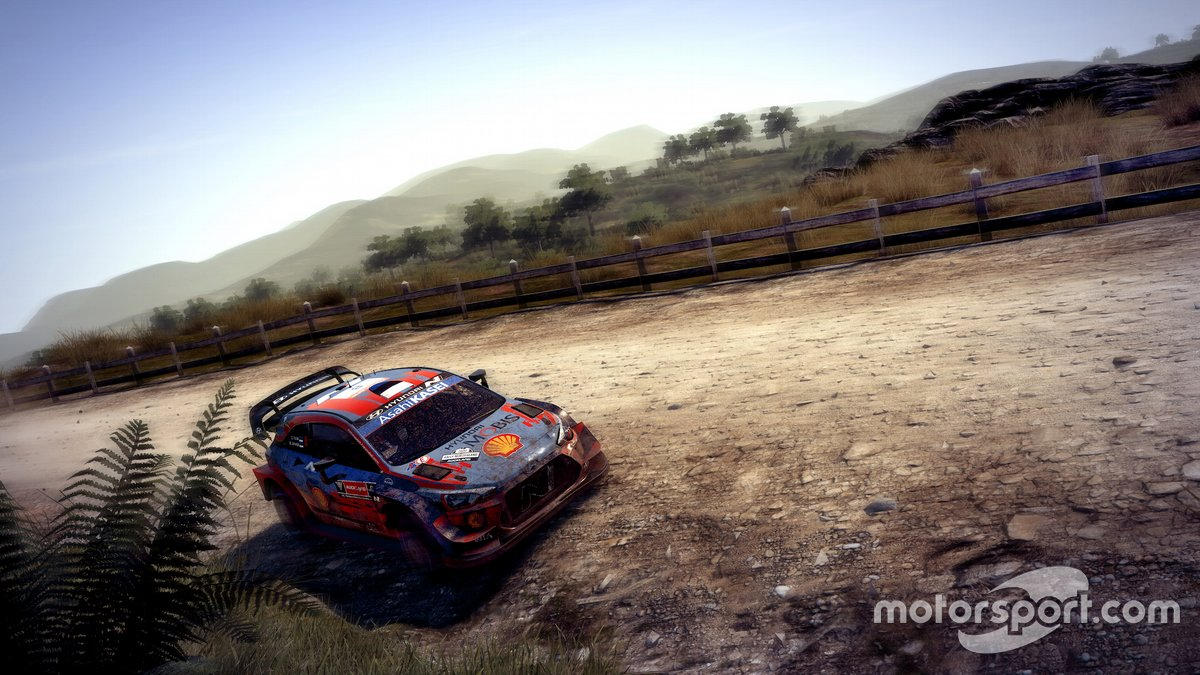 Screenshot WRC 9