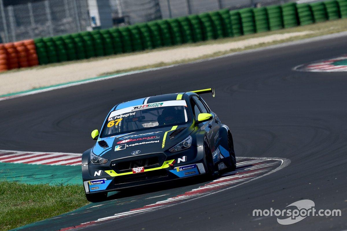 Marco Pellegrini, Target Competition, Hyundai i30 N TCR