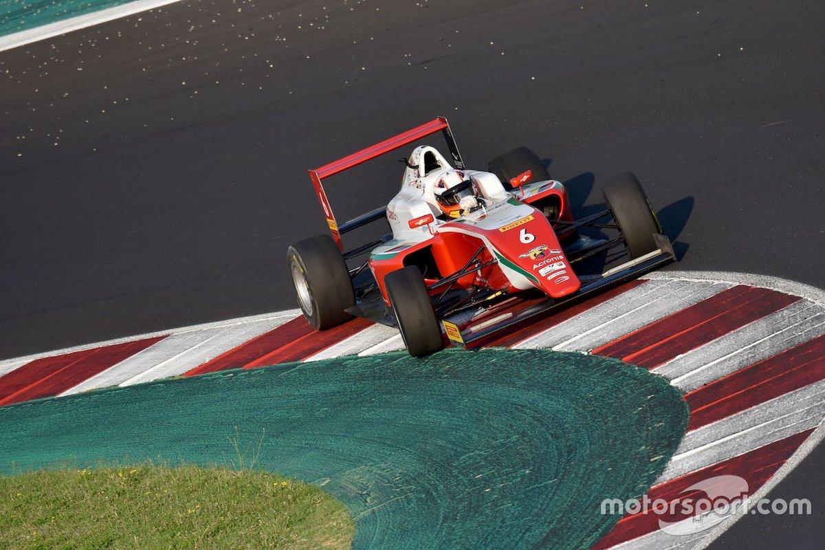 Montoya Sebastian, Prema Powerteam, Tatuus F.4 T014 Abarth