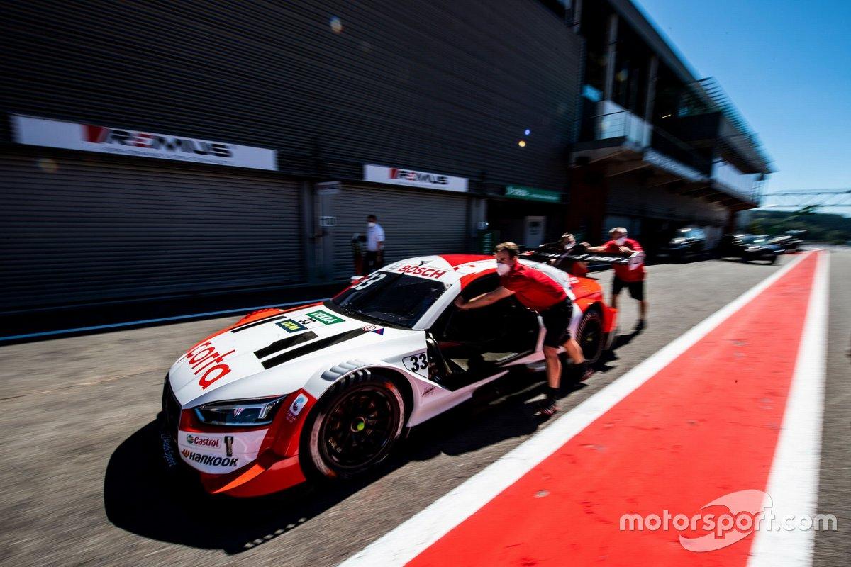 L'auto di René Rast, Audi Sport Team Rosberg, Audi RS 5 DTM