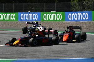Liam Lawson, Hitech Grand Prix, Richard Verschoor, MP Motorsport, Alexander Smolvar, ART Grand Prix, Lirim Zendeli, Trident