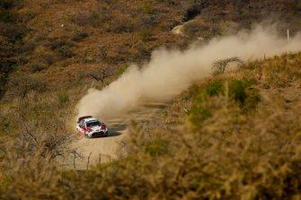 Себастьен Ожье и Жюльен Инграссиа, Toyota Yaris WRC