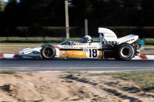 Peter Revson, McLaren M19A Ford