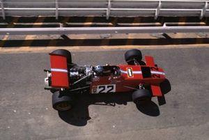 Piers Courage, De Tomaso 505/38-Ford, GP del Sud Africa del 1970