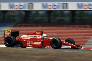 Andrea de Cesaris, Dallara BMS-190 Ford
