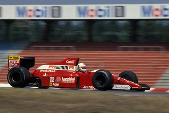 Andrea de Cesaris, Dallara BMS-190 Ford, al GP di Germania del 1990
