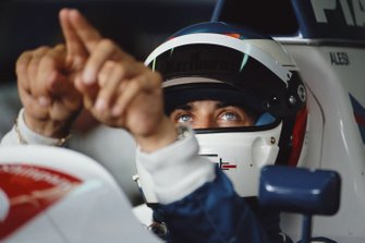 Jean Alesi, Tyrrell, GP del Portogallo del 1990