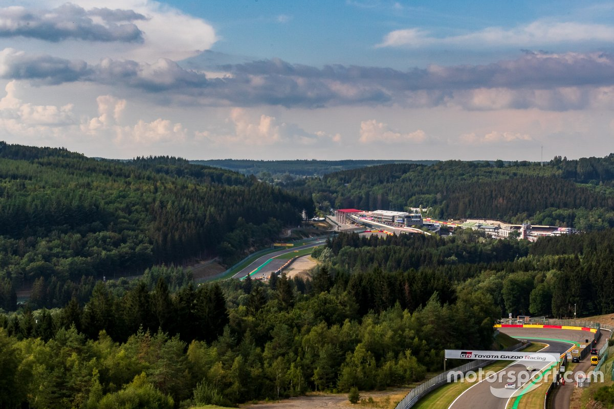Free Practice 1, TOTAL 6 Hours of Spa Francorchamps, Spa Francorchamps, Stavelot, Belgium