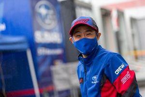 Takuto Iguchi(#61 SUBARU BRZ R&D SPORT)