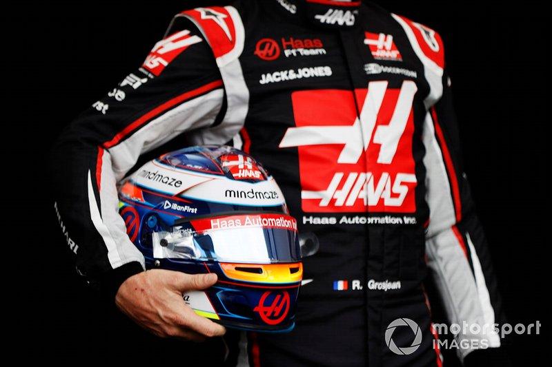 Romain Grosjean: 2% de la votación