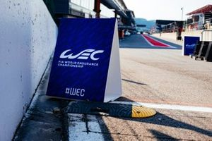 WEC-Fahrerlager