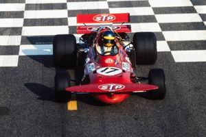 Ronnie Peterson, March 711 Ford, GP di Francia del 1971