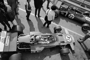 Reine Wisell, Lotus 72C Ford, Skip Barber, March 711 Ford