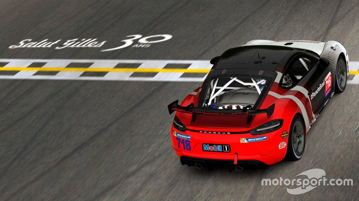 Porsche Esports Sprint Challenge