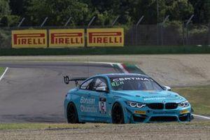 #12 Yağız Gedik, Cem Bölükbaşı, BMW M4 GT4, Borusan Otomotiv Motorsport