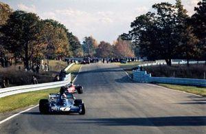 Jackie Stewart, Tyrrell 005, Niki Lauda, March 721G