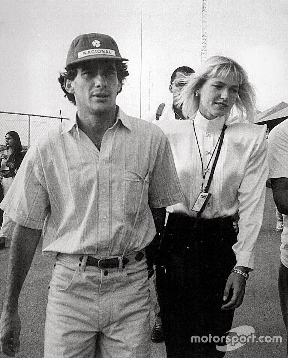 Ayrton Senna e Xuxa
