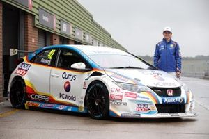 Esme Hawkey, MB Motorsport Honda Civic Type R