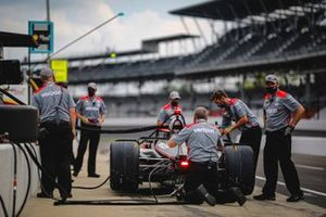 Will Power, Team Penske Chevrolet, crew members