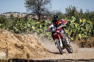 #2 Monster Energy Honda Team: Kevin Benavides