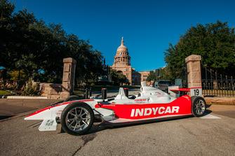 IndyCar en el Capitolio