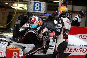 Fernando Alonso, Sébastien Buemi, Toyota Gazoo Racing