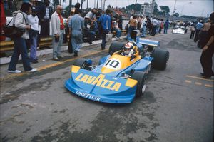 76BRA04Lella Lombardi, March 761 Ford