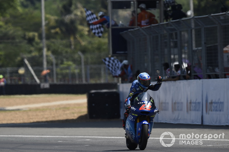 Francesco Bagnaia, Sky Racing Team VR46 Wins,