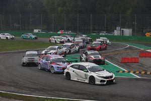 Lorenzo Nicoli, Honda Civic TCR, MM Motorsport