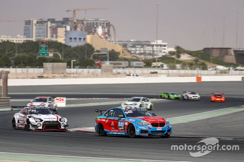 #840 DUWO Racing BMW M235i Racing Cup: Frederic Schmit, Nicolas Schmit, Jean-Marie Dumont, Thierry Chkondali, Youssef Bassil