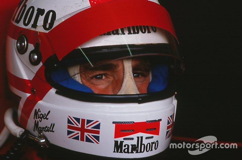 1989: Nigel Mansell, Ferrari - (Jacarepaguá)