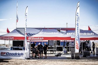 BFGoodrich Dakar Service Center