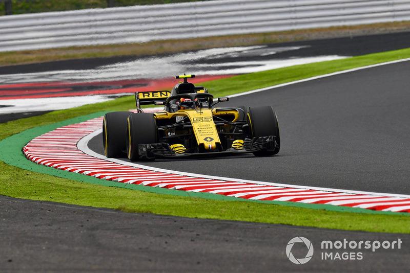 10. Carlos Sainz Jr., Renault Sport F1 Team R.S. 18