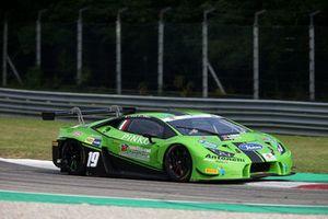 #19 Lamborghini Huracan-GT3, Antonelli Motorsport: Veglia-Spinelli