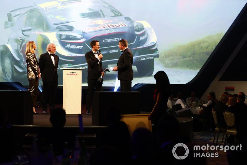 Номинация Rally Driver of the Year: Дэвид Ричардс и Себастьен Ожье