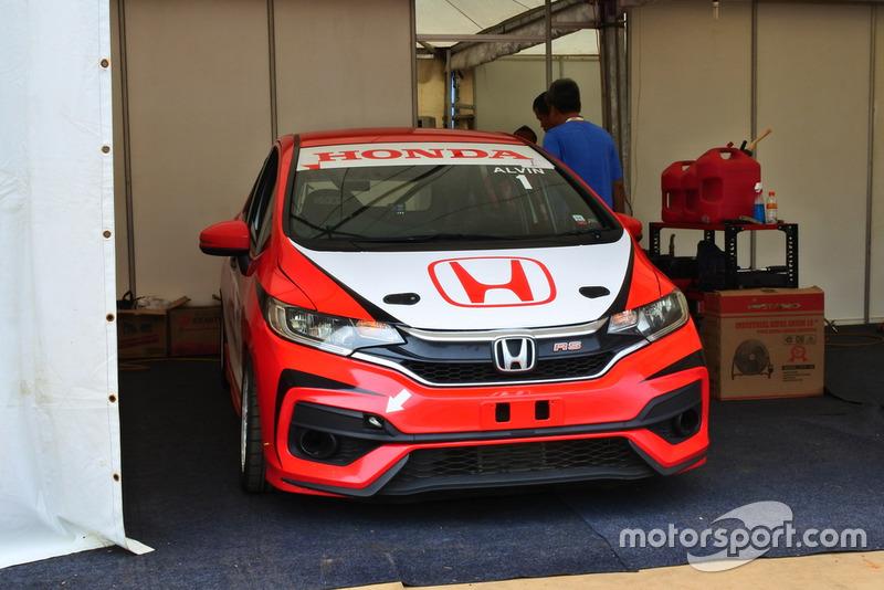 Honda Jazz, Alvin Bahar, Honda Racing Indonesia, ITCC 1600 Max