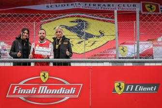 Il poleman di Gara 1 Trofeo Pirelli