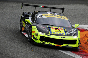 Ferrari 488 #162, Garage Zenith: Christophe Hurini