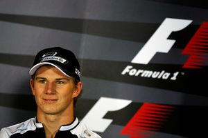 Nico Hulkenberg, Williams