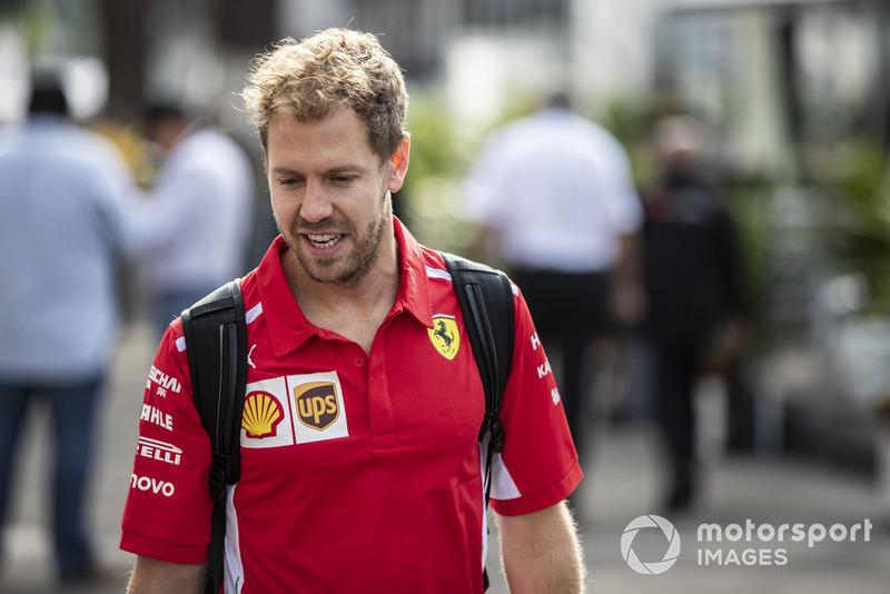 Sebastian Vettel - Quatro títulos (2010, 2011, 2012 e 2013)