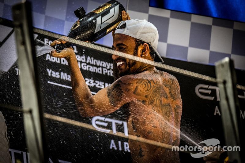 2018 Lewis Hamilton, Mercedes
