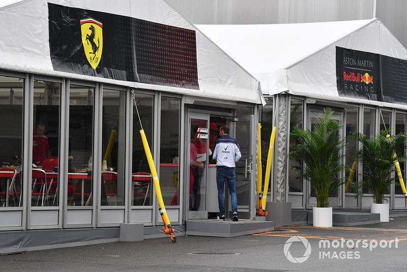 Robert Kubica, Williams at Ferrari