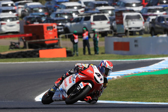 Nakarin Atiratphuvapat, Idemitsu Honda Team Asia Australian MotoGP 2018