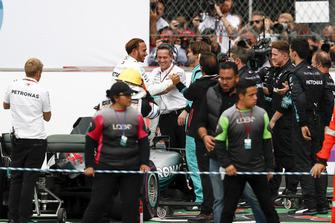 Чемпион 2018 года Льюис Хэмилтон, Mercedes AMG F1