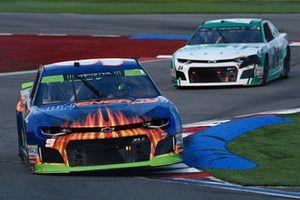 Chase Elliott, Hendrick Motorsports, Chevrolet Camaro SunEnergy1, William Byron, Hendrick Motorsports, Chevrolet Camaro Unifirst
