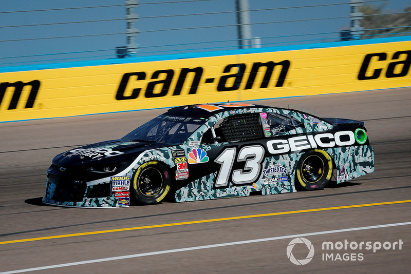 28. Ty Dillon, Germain Racing, Chevrolet Camaro GEICO Military